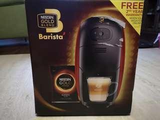 🚚 Nescafe barista machine