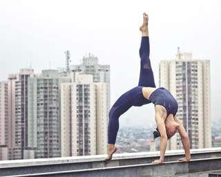 Yoga set clothing