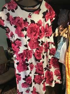 🚚 Dorothy Perkins uk18 pretty floral dress