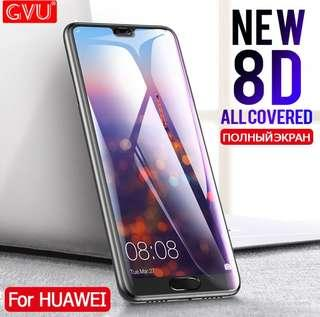 Huawei p20 pro 8D full cover tempered glass