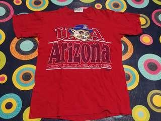 Arizona wildcats t-shirt