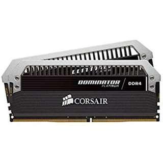 Corsair Dominator Platinum (DDR4 3200mhz 8gb x 2 Kit)