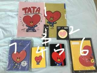 Clearance Readystock TATA Official Stationaries