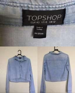 Top Shop Crop murahh