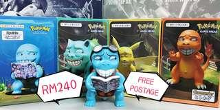 SALE!Limited stock. Funny Face Pokémon Series. FREE Shipping.