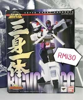 SALE!Bandai Super Robot Chocokin BIGVOLFOGG