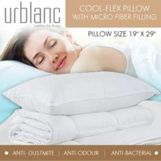 Urblanc Fluffy Thick Comfortable Pillows