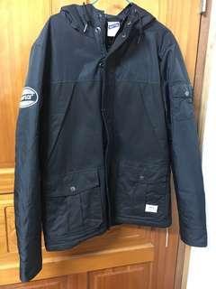 全新Navy 保暖防風外套