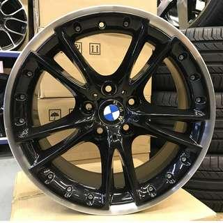 "18"" Staggered BMW Original rims"