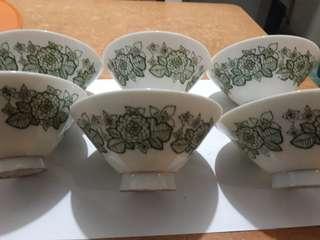 6 pcs good design bowl
