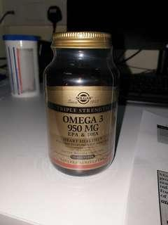 High Dose Fish Oil