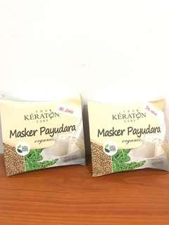 Organic Masker Payudara