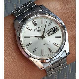 (A370) Vintage 1967 Seiko 5 Japan 5126-8020 Watch