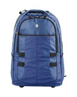 全新 Victorinox VX Sport Wheeled Cadet Backpack not Tumi Porter Rimowa Samsonite