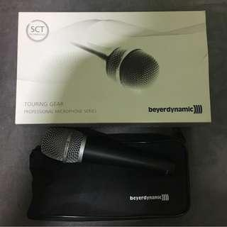 Brand NEW Beyerdynamic TG V35D S Supercardioid Dynamic Microphone with On/Off Switch