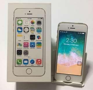 64GB iPhone 5S Gold