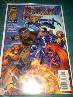 Marvel Comics Fantastic Four 8 JIM LEE