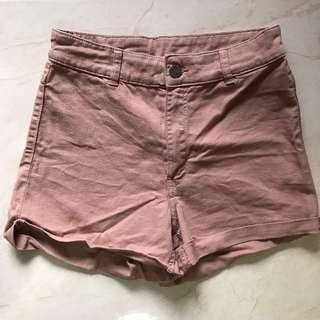 🚚 H&M pink shorts