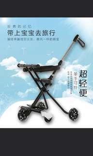 🚚 BN light weight stroller 3.2kg only!