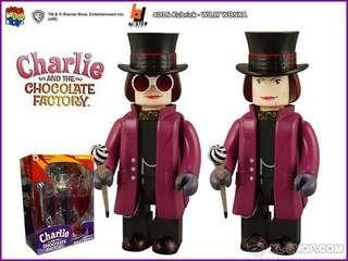 MEDICOM KUBRICK 400% CHARLIE AND THE CHOCOLATE FACTORY