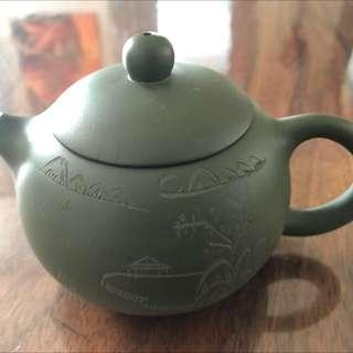 民國绿泥 XiShi Teapot