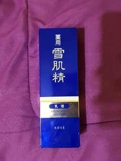 🚚 Kose Medicated Sekkisei Emulsion