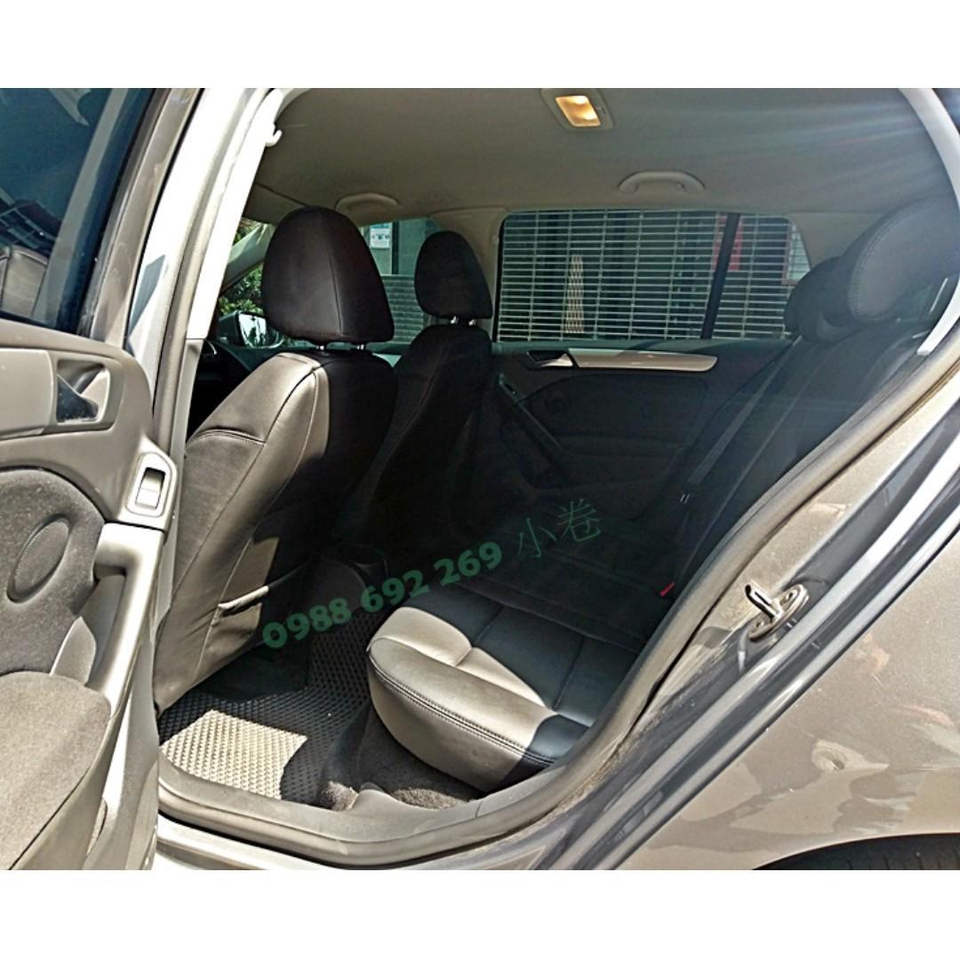 2012 VW GOLF 1.6 TDI