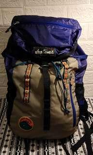Wildthings x Farpbois backpack