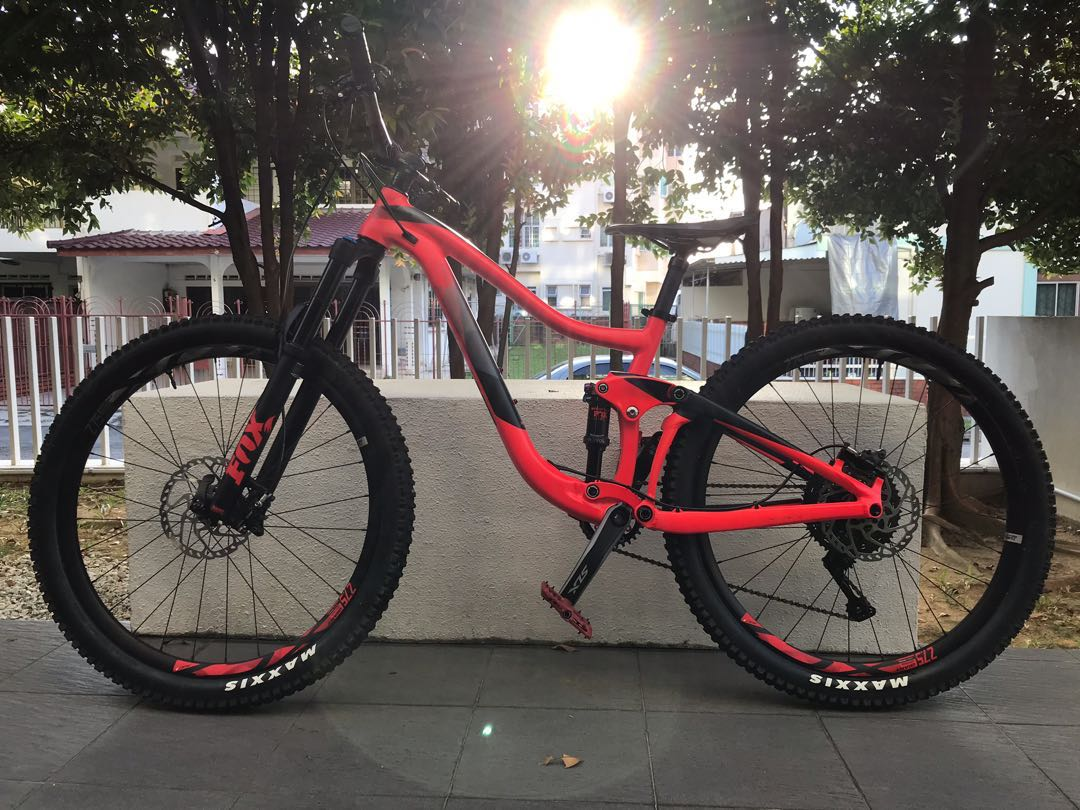 3e2b2185aeb 2018 Giant Trance 2, Size S, 27.5, Bicycles & PMDs, Bicycles ...