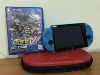 PS Vita 2k with Henkaku