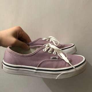 Vans Authentic Sneaker 淺紫💜