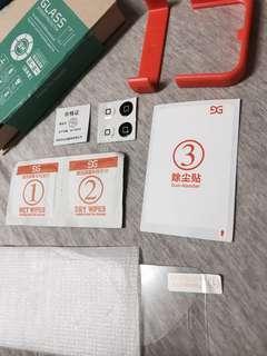 🚚 i5/i5s/5se 鋼化玻璃手機保護膜