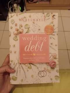Novel Wedding Debt