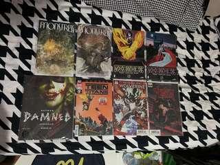 DC/Marvel comics