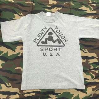 Plenty tough shirt