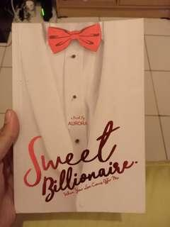 Novel Sweet Billionaire