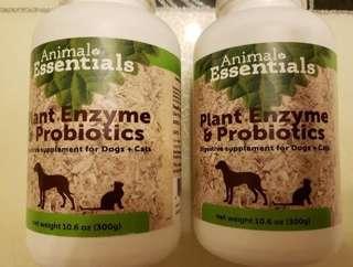 (現貨) Animal Essentials 消化酵素及益生菌