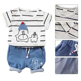 Kids Boys Clothing Set