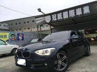 2012 BMW 1-Series 118i Sport Line