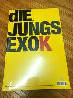 EXO Official Photobook - dIE Jungs (EXO-K ver)