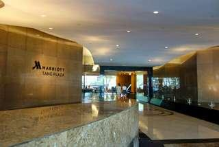 Orchard marriott hotel weekend stay