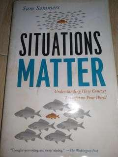 🚚 Situations matter - understanding how context transforms your world