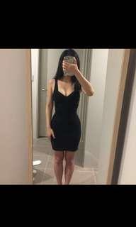 Super push up dress