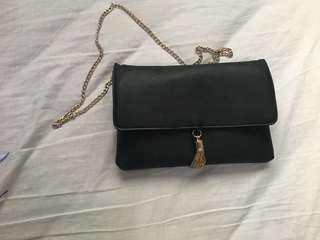 Authentic dorathy perkins chain sling bag