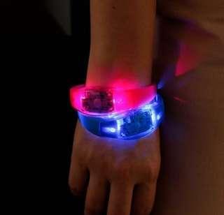 Gelang karet LED