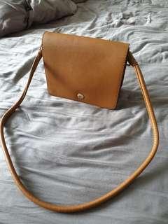 Kaki Sling Bag