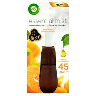Essential Mist Mandarin & Sweet Orange (Refill)