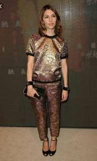 H & M x Marni top (worn by Sofia Coppola)