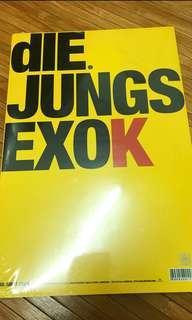 [Price Reduce]EXO Official Photobook - dIE Jungs (EXO-K ver)