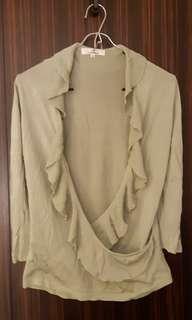 JS專櫃造型上衣